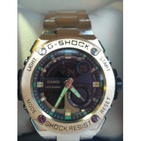 7e2c8936201 Pulseira Aço Casio - Joias e Relógios no Mercado Livre Brasil