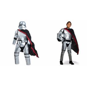 Star Wars Disfraz Captain Phasma Talla 13 Años Disney Store