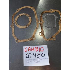 Jogo Junta Cambio Chevete 4 E 5 Marchas Clark 10980