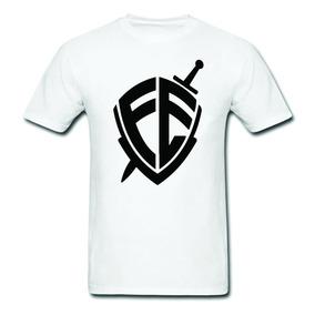 Kit 10 Camisas Camisetas Escudo Da Fé Frases Gospel + Frete