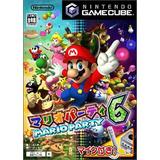 Mario Party 6 Importación Japonesa