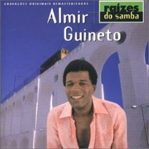 Cd- Almir Guineto - Raízes Do Samba - Novo / Lacrado