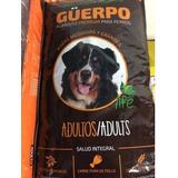 Guerpo Premiun Adulto 25kg Entrega Gratuita Quito