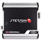 Modulo Stetsom 5000 Rms Ex5000 Eq 5k Melhor Taramps Hd-5000