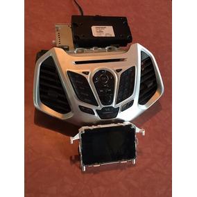 Kit De Radio Com Controle De Som Ecosport 2013 Original