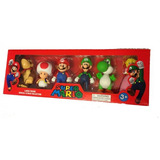 Mario Bros 6 Pack Collection/sapra