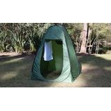 Barraca Banheiro E Trocador Portátil - Blue Camping