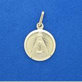 Medalla Virgen Del Valle Plata Ley 925 De 14mm Smvv14