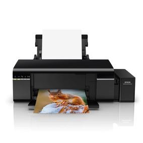 Impressora Epson L805 Wireless Ecotank Fotográfica Cd E Dvd