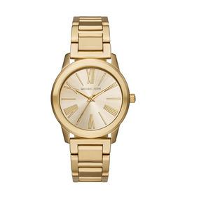 Relógio Michael Kors Hartman Dourado - Mk3490/4dn Mk3490/4dn