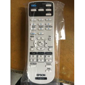 Controle Remoto Retroprojetor Epson 159917600