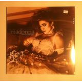 Vinilo Madonna - Like A Virgin - Envío Gratis