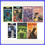 Harry Potter Colección De Libros De Completa Español+extra
