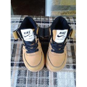 Zapatos Nike Para Niños Color Primario Marrón Zapatos Deportivos