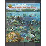 Dams Onu Nações Unidas Oceanos Fauna Marinha Peixes Mar