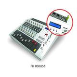 Consola Amplificada Fhonic Fh850, S/.750