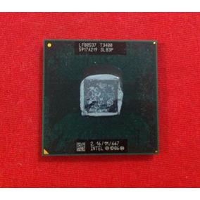 Processador Notebook Cce Rlp225m Dual Core T3400 Slb3p