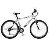 Bicicleta Lahsen Xt 9001 Aluminium Mtb Aro 26 Color Aluminio