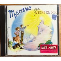 Mecano Ya Viene El Sol Importado España Edicion 1991