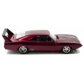 El333 1:18 Doms 69 Charger Daytona Greenlight Fast & Furious