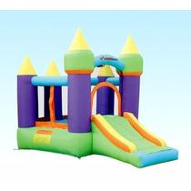 Brincolin Bounceland Magic Castle Bounce House Play House