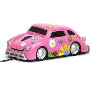 Mouse Car Flower