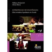 Estrategias De Enseñanza Rebeca Anijovich (ai)