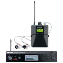 Ponto Eletrônico S/ Fio C/ Fone In-ear Psm 300 Se215 - Shure