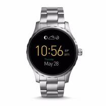 Reloj Fossil Smartwatch Q Marshall Ftw2109 Para Hombre