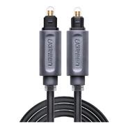 Cabo De Áudio Digital Óptico Toslink 3 M