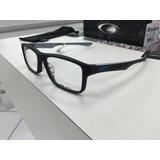 Oculos P/ Grau Oakley Plank 2.0 Ox8081-0153 Santin Black
