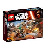 Set De Combate: Rebel Alliance Lego - 75133