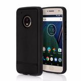 Estuche Original Incipio Ngp Motorola Moto G5 Plus - Negro
