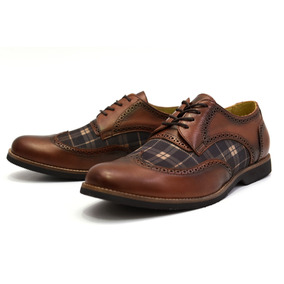 Sapato Oxford Tamanho Grande Masculino Social Couro