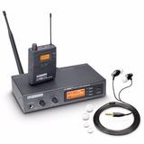 Sistema Monitoreo In Ear Inalambrico Ld Systems Mei1000g2