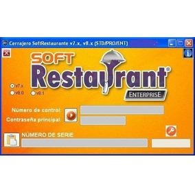 Soft Restaurant Ilimitado Programa Restaurante,todas Tus Pc