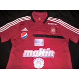 Franela adidas Firmada Caracas Fútbol Club - Caracasfc - Cfc