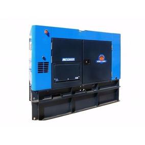 Generador De Luz 36 Kw 45kva Mpower A Diesel Cabina Acustica