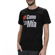 Remera El Chacal - Hashtag #comolamia - Hombre