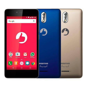 Smartphone Positivo Twist S520 4g Dual Chip 5 Android 6