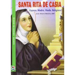 Libro Santa Rita De Casia - Nuevo