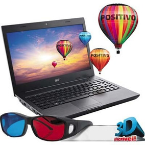 Notebook Positivo Sim 6460m Intel Core I5 4gb 500gb Dvdrw 14
