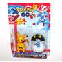 Pokemon Set 1 Pokebola + 1 Muñeco + Pikachu - Fair Play Toys