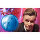 2 Ingressos Do Rock In Rio/17/09 (justin Timberlake)/meia