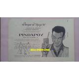 Clipping Antigua Publicidad Jugos Pindapoy