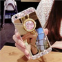 Funda Samsung Diamante Anillo De Cristal J7 2016 J7 Prime A5
