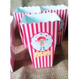 Canastos Para Pop Personalizados Golosinas(cajas Para Pop)