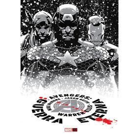 Avengers Guerra Eterna Marvel Ovnipress Envio Gratis
