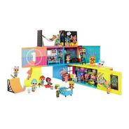 Lol Surprise Clubhouse Playset Container 40 Surpresa Candide