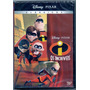 Dvd Os Incríveis - Clássicos - Novo***